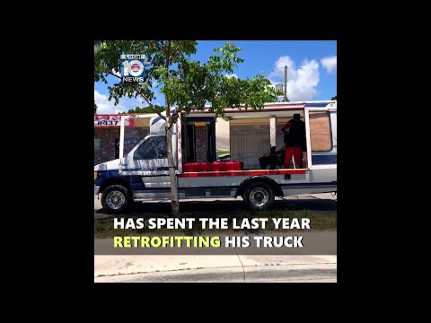 New mobile barber shop brings fresh cuts to the streets of South Florida