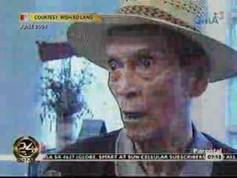 Veteran actor and FPJ's close friend Paquito Diaz passes away dued to pneumonia