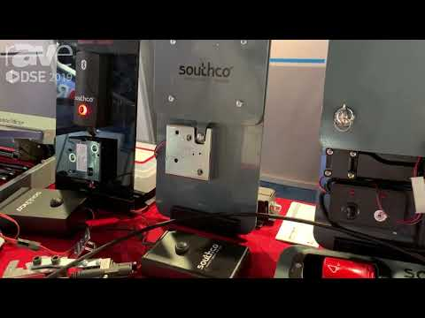 DSE 2019: Southco Talks About How Electronic Access Solution Latches Can Be Used in DS Installs