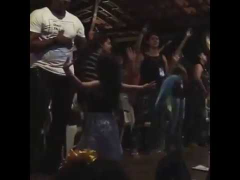 Jeremiah Bowser at Shores of Grace School The Furnace Recife Brazil Part 1 !!!
