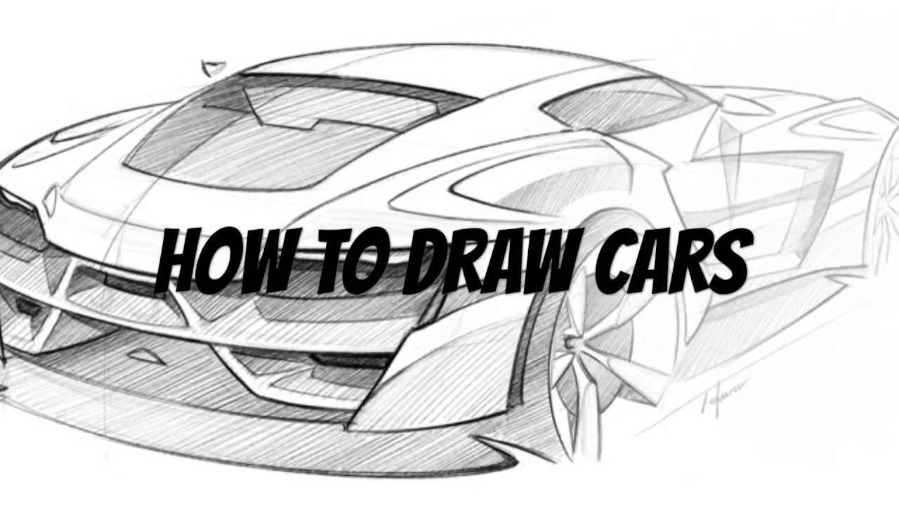 Amazing How To Draw A Car Crash Illustration - Electrical Diagram ...