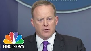 White House Calls New Michael Flynn Investigation 'Appropriate' | NBC News