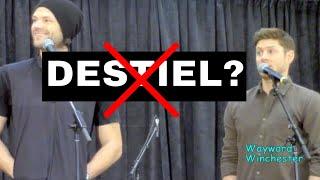 'Destiel Does NOT Exist!' Jensen Ackles HATES Destiel