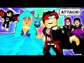 MALTY IS BACK?😈EVIL ANDROIDS INVADE ROYALE HIGH!👑 Roblox Royale High School 👑 Roblox Roleplay