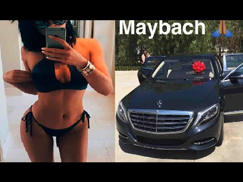 Tyga Buys Kylie Jenner a $200k Maybach for Her 19th Birthday