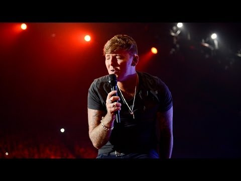 James Arthur - Impossible at Radio 1 's Teen Awards 2013