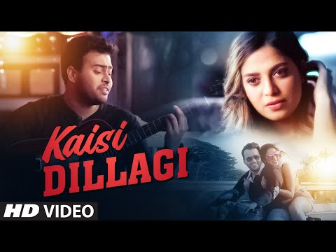 Kaisi Dillagi Latest Video Song Alan Manjrekar Feat. Rhea Mohanty | New Video Song 2020