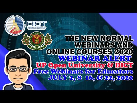free-webinars-for-educators- -partnership-of-university-of-the-philippines---open-university-&-dict