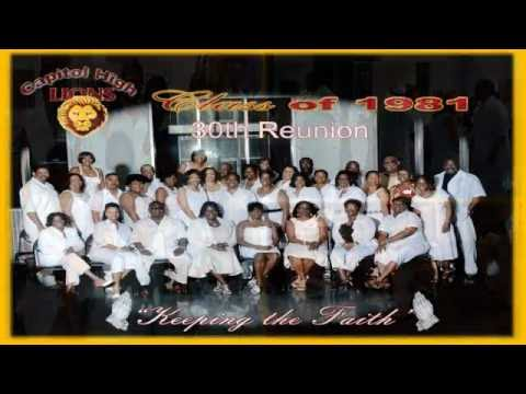 Capitol High School Class of 1981_35th Class Reunion_Baton Rouge LA