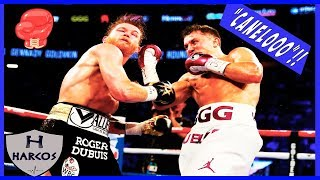 Canelo vs Golovkin 2🔥HIGHLIGHTS Pelea COMPLETA y CONTROVERSIAL🤔ganador HD🥊