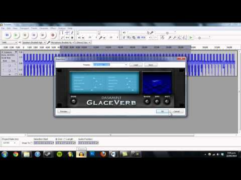 Glitch Art Tutorial - Databending Videos in Audacity
