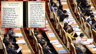 """""""Xã hội đỏ"""" bị đe dọa lấy mạng, tống tiền sau khi thông qua Luật An Ninh Mạng"""