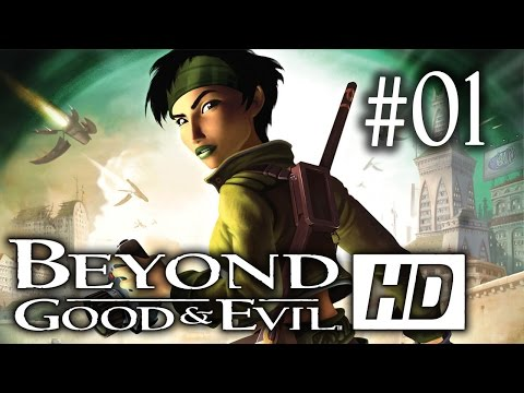 Beyond Good and Evil HD Let's Play – Episode 1 : Jade et Pey'j