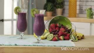 Fat Tuesday Hangover Smoothie