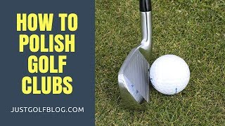 How to Polish G๐lf clubs at Home | Best Way Clean Polish Golf Clubs