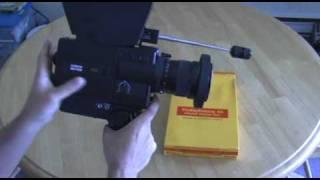 Kodachrome Super 8 Sound movie film 200' cartridge