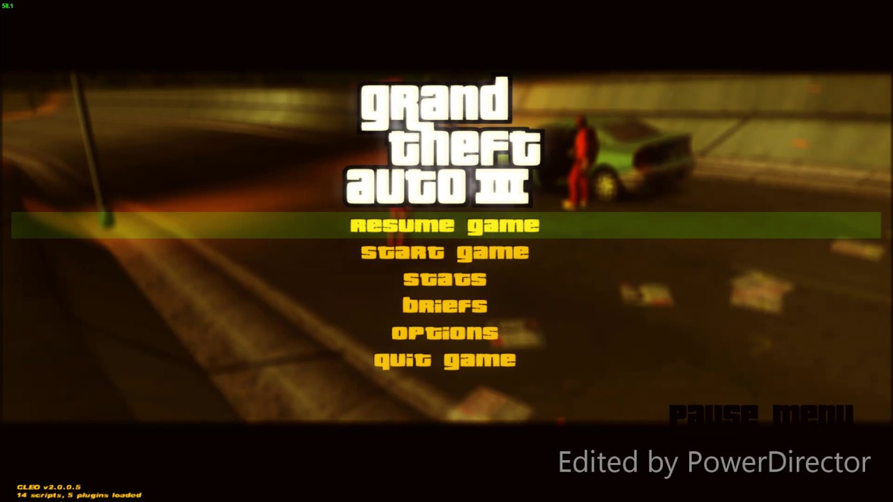 GTA 3 Anniversary HD ReMastered v1 1 [DOWNLOAD!]