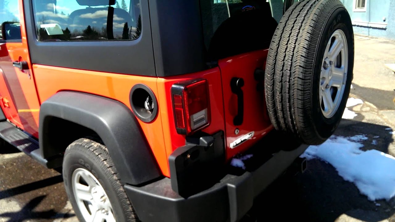 2013 Jeep Wrangler Sport At Big Valley Ford In Ewen Mi 906 988 2323