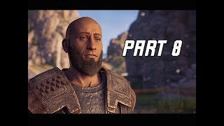 ASSASSIN'S CREED ODYSSEY The Fate of Atlantis Walkthrough Part 8 - Episode 1 Fields of Elysium