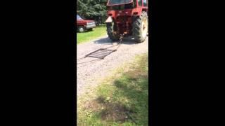 Railing Strength Test