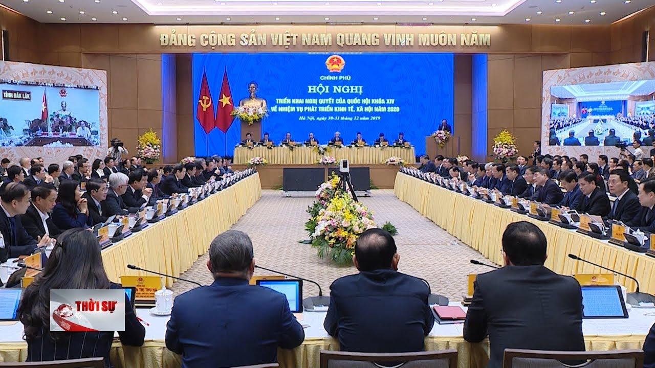 Hội nghị Chính phủ với các địa phương
