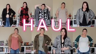 Try On Haul: Fall Ready Clothes