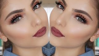 One of Heidi Hamoud's most viewed videos: Super Simple Fall Makeup Tutorial