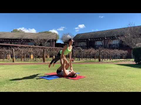 AcroYoga Perth. Join us in Kingsley for a fun acroyoga workshop at Bloom Yoga Saturday August 31st 2.00pm - 4.30pm Cost: $75 Bookings essential and payment required to secure your spot. Contact Jo: jo@yogagrooves.com ph: 0427839402 www.yogagrooves.com www.acroyogaperth.com.au