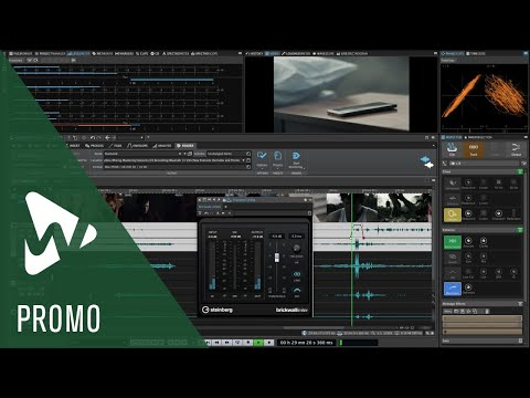 The Number One Mastering Software | WaveLab Pro 11