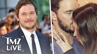 Chris Pratt's New Fiance Is A REAL One | TMZ Live