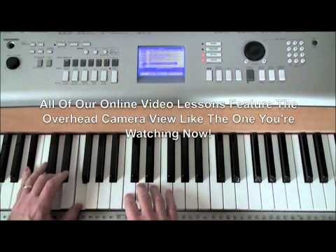 Ez Read Piano Sheet Music And The Chord Method Youtube