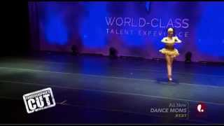 The Golden Rule - Nia Frazier - Full Solo - Dance Moms: Choreographer