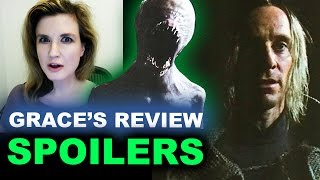 Alien Covenant SPOILERS Movie Review