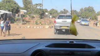 #HappeningNow Crowds Go Crazy As Chamisa Arrives Chiredzi