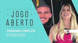 JOGO ABERTO - 19/10/2020 - PROGRAMA COMPLETO