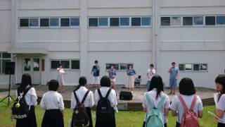 Gambar cover 【アカペラ】SUMMER SONG/YUI  夏霞【秋田大学 オープンキャンパス】