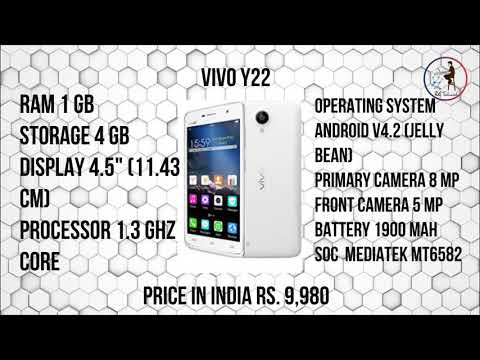 Vivo Y22 - YouTube