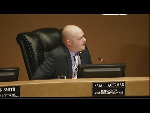 Rancho Mirage Council Meeting Jan 18, 2018