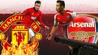 Manchester United - Arsenal - 2015 |FA Cup Quarter Final Promo