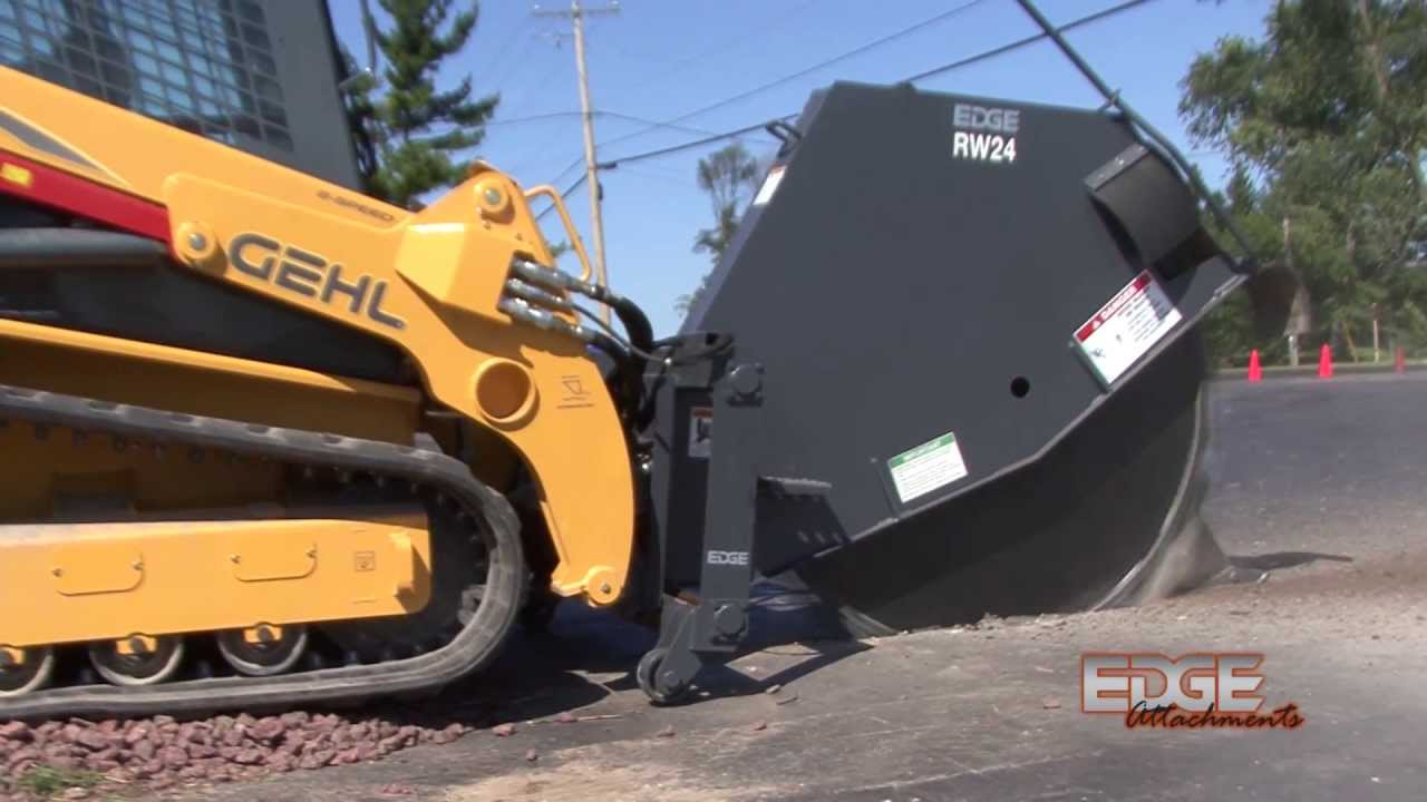 how to cut out asphalt