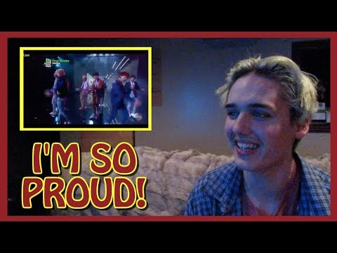 BTS - DNA PERFORMANCE @ THE AMAs REACTION [LEGENDS]