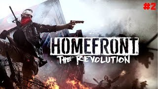 Homefront - The revolution - Ep2 - Stronghold clearing