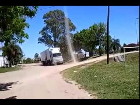 Tornado Caught On Camera Man Survives To Film Eye From Inside