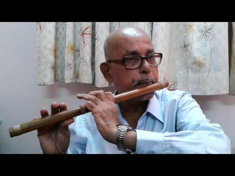 Patil flutist - chura liya hai tumne jo dil ko  Instrumental Cover on Flute by Balakrishna Patil