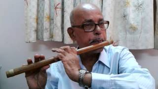 Patil flutist - chura liya hai tumne jo dil ko  Instrumental Cover on Flute by Balakrishna Patil