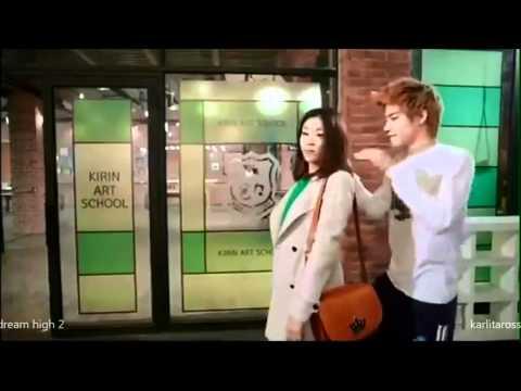 dream high 2 (Shin Hae Sung & JB) dance [i´m sorry]