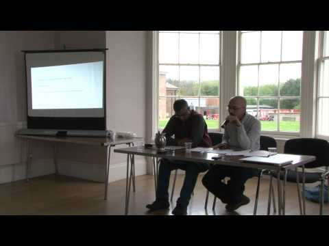 6/8 Panel 2 part 1: Contemporary Approaches to Caste, Dr Dunkin Jalki