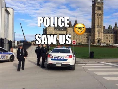 Vacation in OTTAWA | Got in TROUBLE?!
