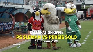 Celebration Game PS Sleman vs Persis Solo