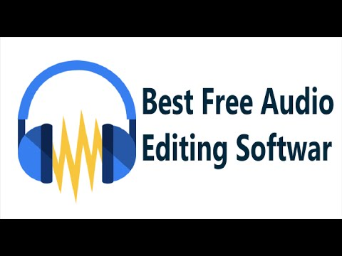 Tip_Time: Best Free Audio Editing Software (For the moment 2015)